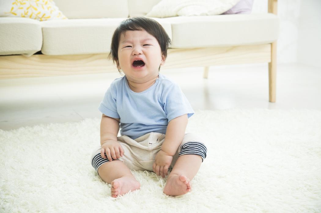 乳児 頭 ぶつけ た