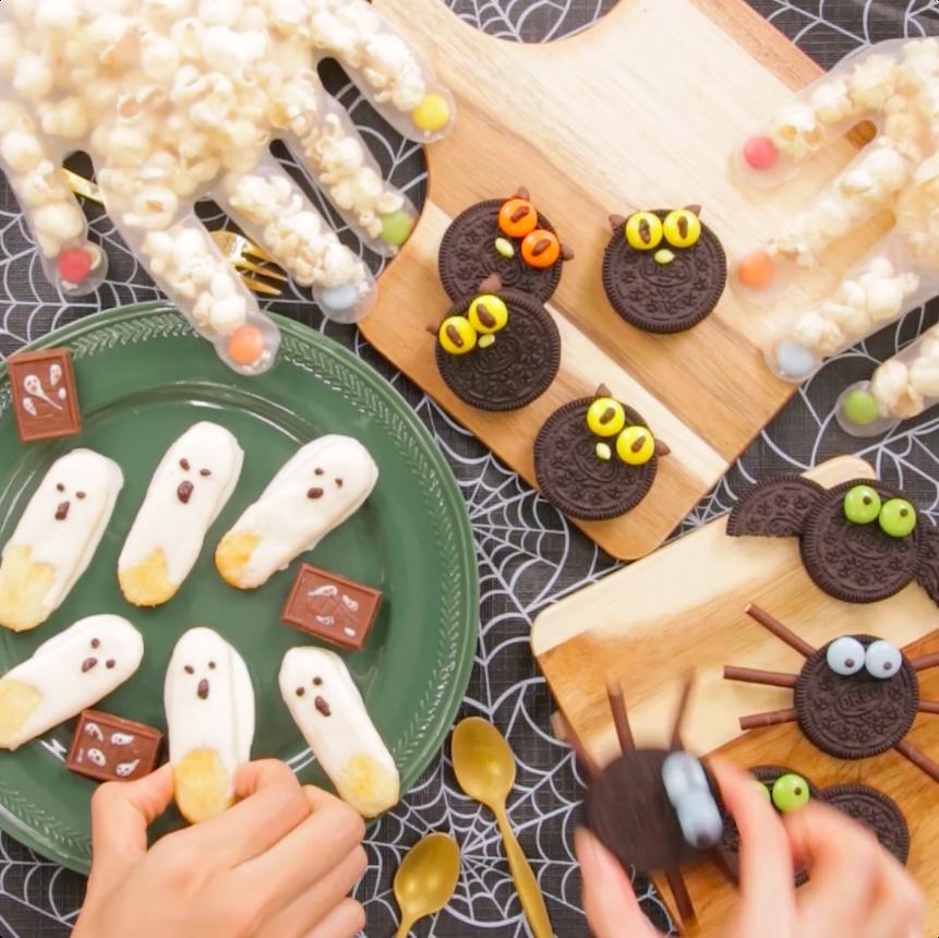市販のお菓子で♪ハロウィン簡単手作りスイーツ6選